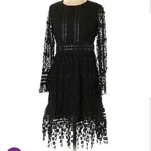 NWT Anna Sui x INC dress